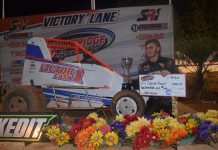 Kvapil Completes Millbridge Sweep
