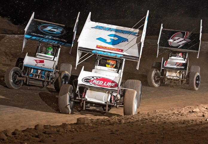 Arizona Speedway Hosting