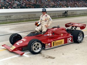 Before his career as a team owner, Chip Ganassi was a driver and even competed at the Indianapolis 500. (IMS Photo)