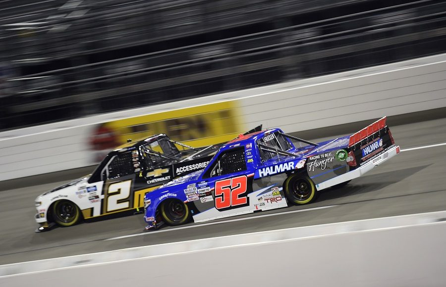 PHOTOS: Truck Series ToyotaCare