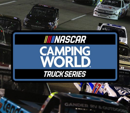 Camping World is returning as the title sponsor of NASCAR's Truck Series in 2021. (HHP/Jim Fluharty Photo)