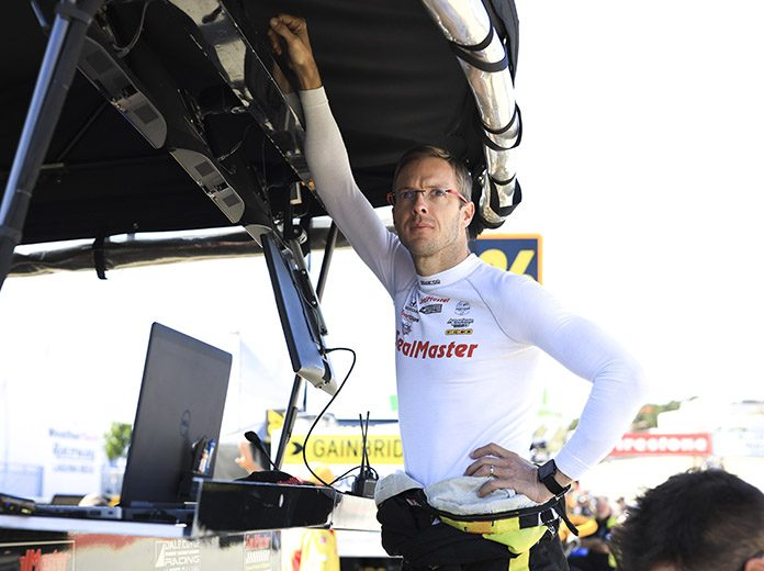 Sebastien Bourdais has been named the full-time driver of the No. 14 A.J. Foyt Racing entry in the NTT IndyCar Series in 2021. (IndyCar Photo)