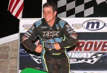 Bacon Lands Midget Ride