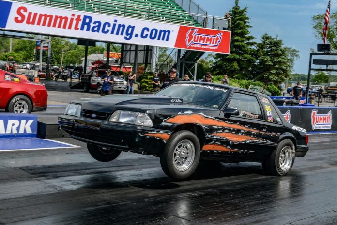The Holley NMRA Ford Nationals will return to Summit Motorsports Park next year. (ProMedia Photo)