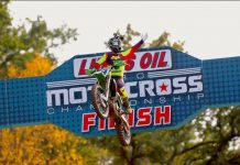 Cianciarulo Sweeps Through