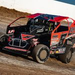 Chris Hile is among the drivers looking forward to competing during OktoberFAST week across the Northeast.