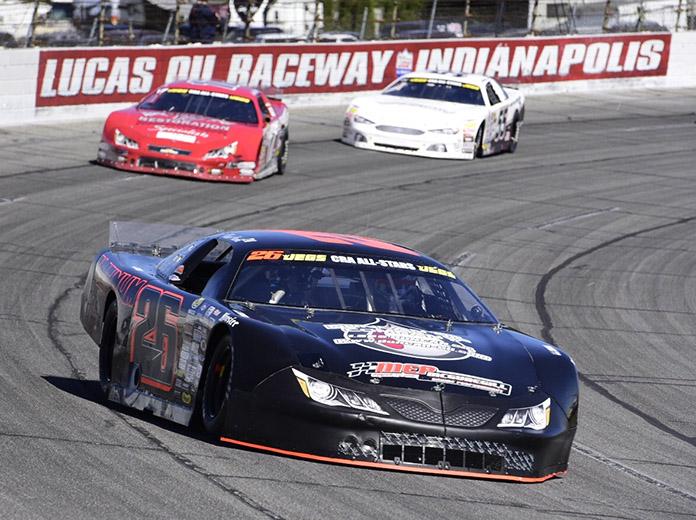 Braden Untouchable At Lucas Oil Raceway