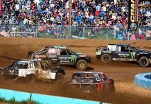 Crandon Int'l Raceway will close out the season with the 27th annual Forest County Potawatomi Crandon Brush Run on Sept. 25-27.