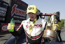 The Coca-Cola Co., owner of Mello Yello, is ending its sponsorship of the NHRA early. (HHP/Harold Hinson Photo)