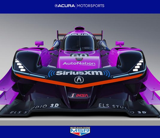 Meyer Shank Racing (pictured) and Wayne Taylor Racing will become a part of the Acura DPi program in 2021.