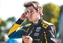 Zach Veach has departed Andretti Autosport's NTT IndyCar Series program. (IndyCar Photo)