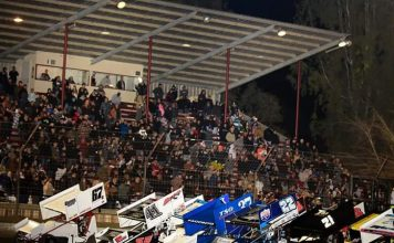 California's Hanford Speedway is heading in a new direction thanks to the leadership of Peter Murphy. (Paul Trevino Photo)