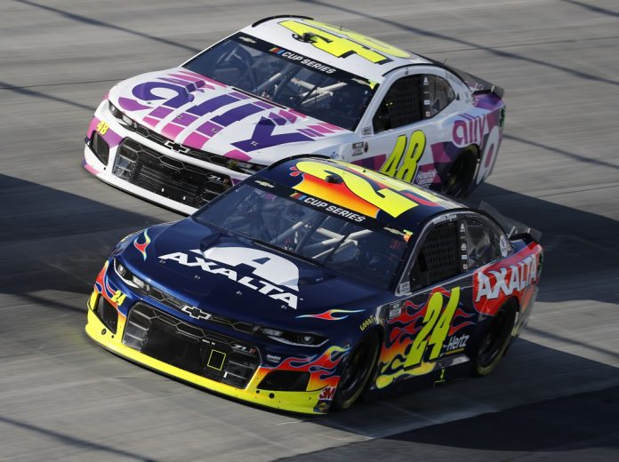 NASCAR fines Hendrick Motorsports $100K for using too much wind tunnel time