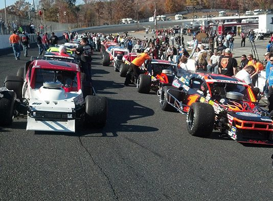 The North-South Shootout has been moved to Caraway Speedway for 2020.