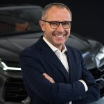 Stefano Domenicali will take over as CEO of Formula One beginning in January. (Lamborghini Photo)