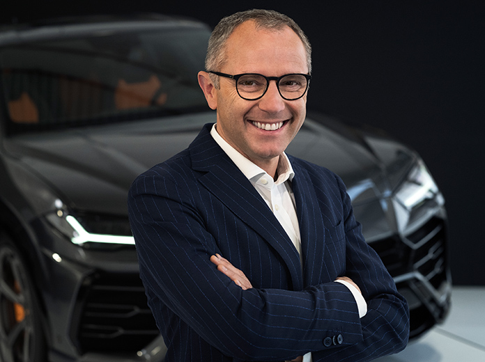 Stefano Domenicali To Become New CEO Of F-1