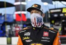 Truex Foundation's Cancer Fight