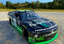 ForeverLawn will sponsor Jeffrey Earnhardt in three NASCAR Xfinity Series races this year.