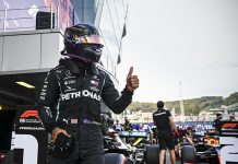 Lewis Hamilton claimed yet another Formula One pole on Saturday in Russia. (LAT Images Photo)