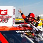 Trotter Makes ARCA History