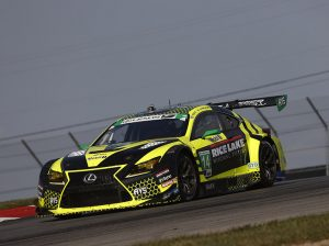 Jack Hawksworth and Aaron Telitz put Lexus back in victory lane Sunday at the Mid-Ohio Sports Car Course. (IMSA Photo)