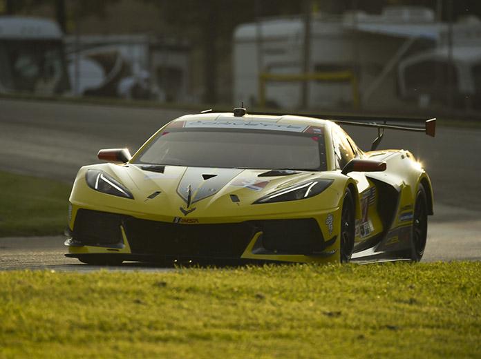 Corvette & Lexus Collect Mid-Ohio Accolades