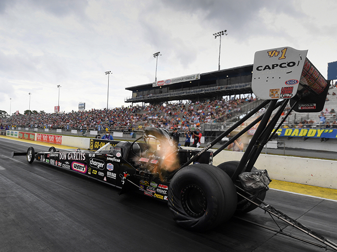 Torrence Honors Garlits With Gatornationals Victory