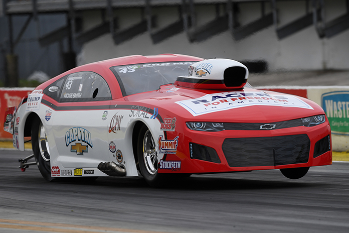 Rickie Smith Earns Gainesville Pro Mod Trophy