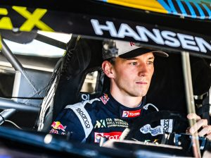 Timmy Hansen will join Catie Munnings as part of the Andretti United Extreme E racing program in 2021. (Red Bull Photo)