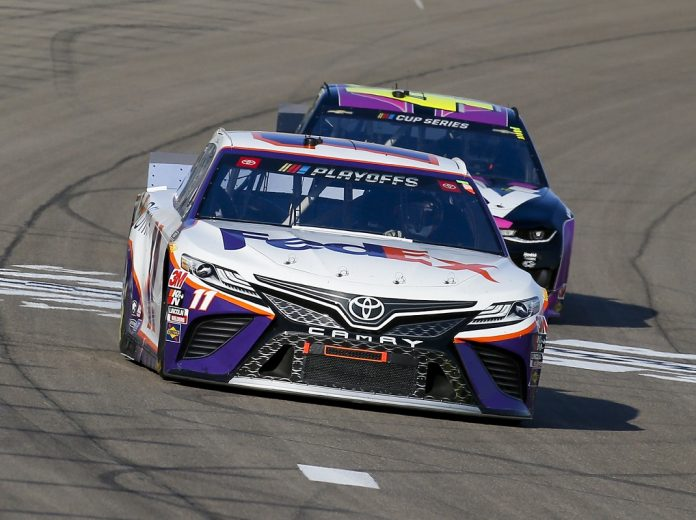 Hamlin 'Encouraged