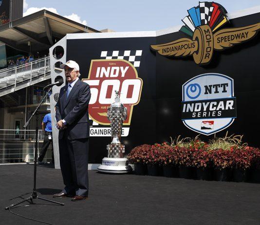 Roger Penske IndyCar Photo