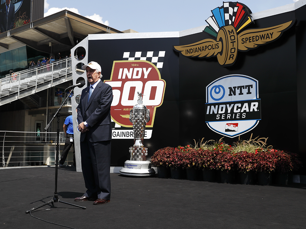 Roger Penske IndyCar Photo