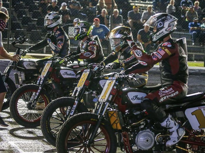 The stars of the Progressive American Flat Track tour are bound for Dixie Speedway in Georgia this weekend.
