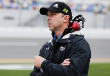 Chad Knaus is ending his tenure as a NASCAR Cup Series crew chief. (HHP/Barry Cantrell Photo)