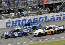 Chicagoland Speedway will not appear on the NASCAR Cup Series calendar in 2021. (HHP/Alan Marler Photo)