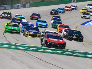 Kentucky Speeway is not expected to appear on the 2021 NASCAR CUp Series calendar. (HHP/Jim Fluharty Photo)