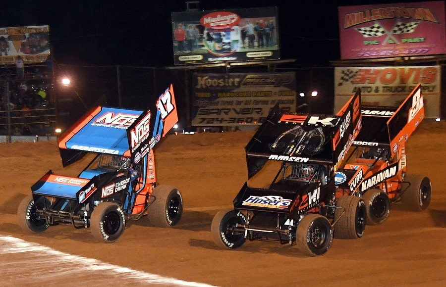 PHOTOS: World Of Outlaws