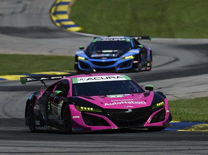 Meyer Shank Racing has received a minority investment from Liberty Media, the owners of the Formula One Group. (IMSA Photo)