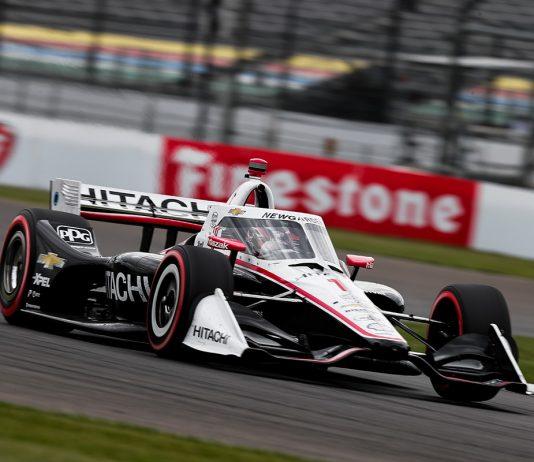 Josef Newgarden Harvest GP Race 1 (IndyCar Photo)