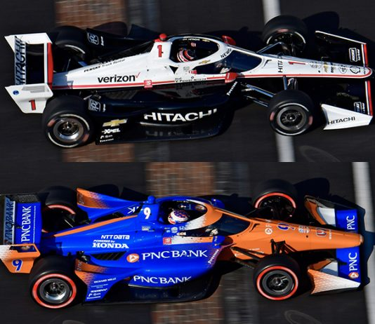 Chevrolet and Honda will continue to supply engines to IndyCar teams through the end of the decade. (IndyCar Photos)