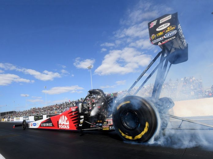 Kalitta Trims Points Deficit