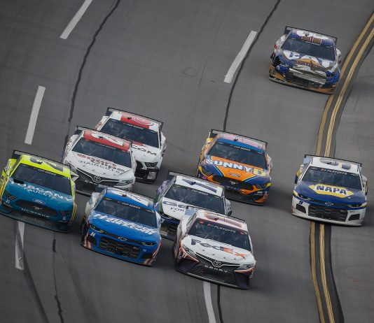 Scott Miller: Talladega Finish