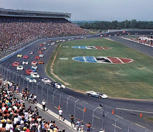 IMSA has an obscure yet interesting history on the Charlotte Motor Speedway ROVAL.
