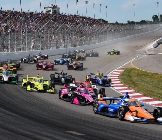 Gateway IndyCar (IndyCar Photo)