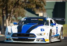 Greg Pickett triumphed in Sunday's Trans-Am Series West Coast Championship event at Sonoma Raceway.