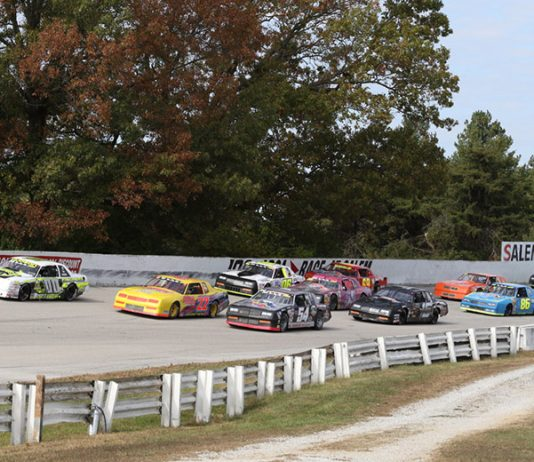 The 32nd running of the Halloween 200 is scheduled for this Sunday at Salem Speedway. (Neil Cavanah Photo)