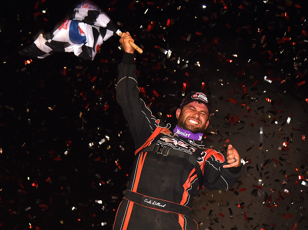Cade Dillard wins Firecracker 2020 (Paul Arch Photo)