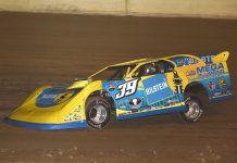 McCreadie Lands Pole