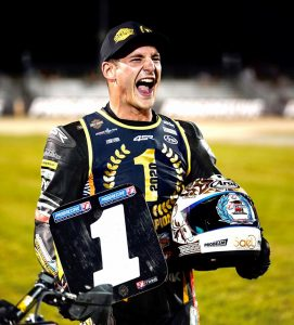James Rispoli secured the AFT Production Twins championship on Friday at Daytona Int'l Speedway.