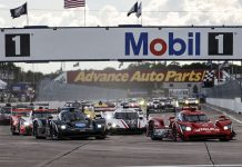 The IMSA WeatherTech SportsCar Championship will wrap up the season with the Mobil 1 Twelve Hours of Sebring in November at Sebring Int'l Raceway. (IMSA Photo)